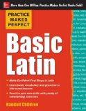 Practice Makes Perfect Basic Latin   2014 edition cover