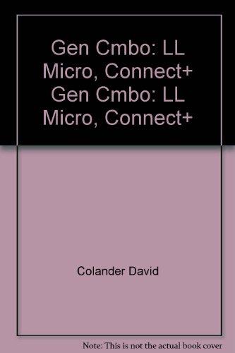 Microeconomics  8th 2010 edition cover