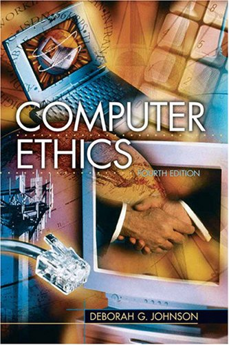 Computer Ethics  4th 2009 (Revised) edition cover