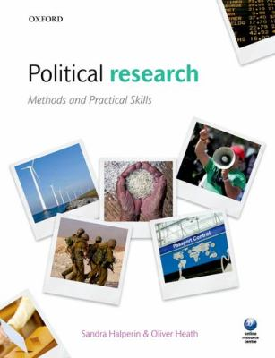 Political Research Methods and Practical Skills  2011 edition cover