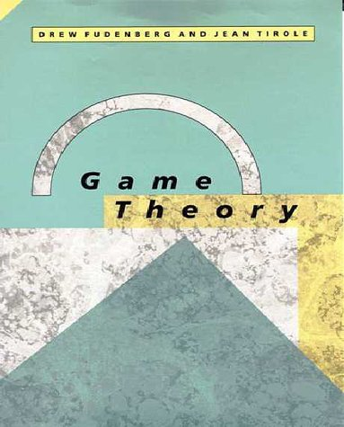 Game Theory   1991 edition cover