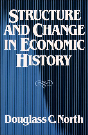 Structure and Change in Economic History   1981 edition cover