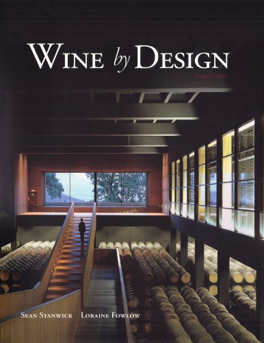 Wine by Design  2nd 2010 9780470721414 Front Cover