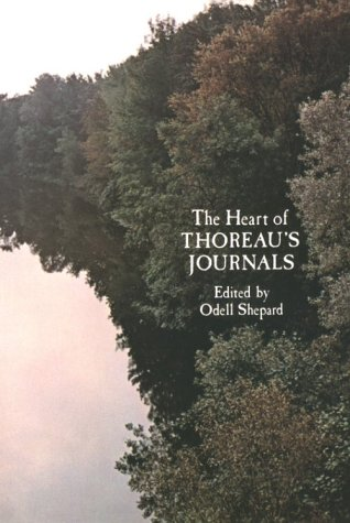 Heart of Thoreau's Journals  2nd edition cover