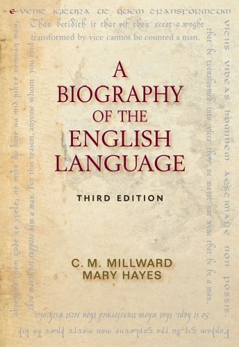 Biography of the English Language  3rd 2012 9780495906414 Front Cover