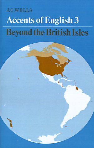 Accents of English Beyond the British Isles  1982 edition cover