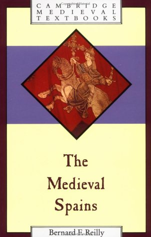 Medieval Spains   1993 edition cover