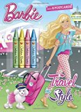 Travel in Style (Barbie)  N/A 9780553499414 Front Cover