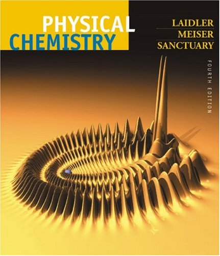 Physical Chemistry  4th 2003 edition cover