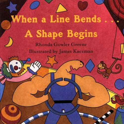 When a Line Bends ... a Shape Begins   2001 edition cover
