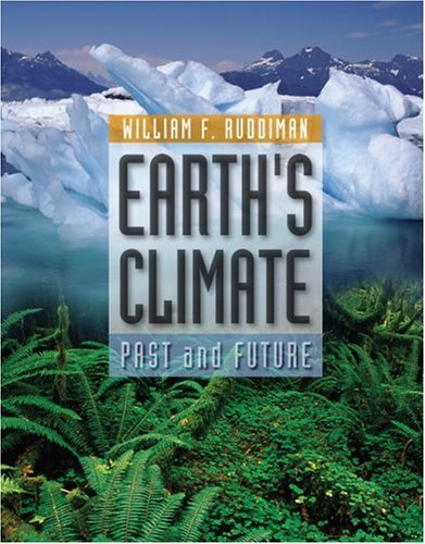 Earth's Climate Past and Future  2001 edition cover