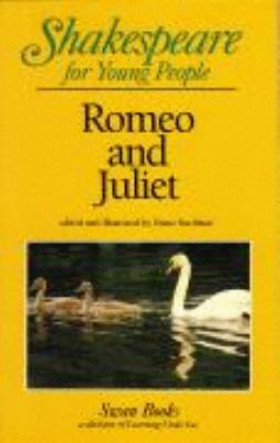 Romeo and Juliet Shakespeare for Young People  2002 edition cover