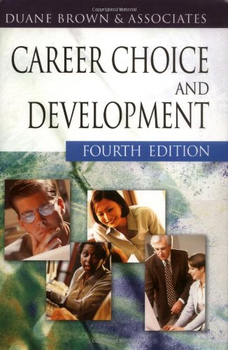 Career Choice and Development  4th 2002 (Revised) edition cover