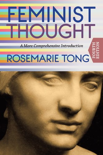 Feminist Thought: A More Comprehensive Introduction  2013 edition cover