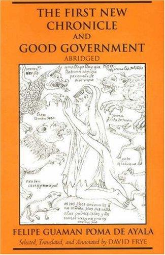 First New Chronicle and Good Government   2006 (Abridged) edition cover