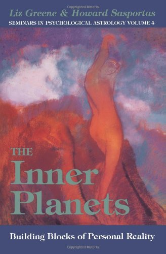Inner Planets Building Blocks of Personal Reality  1993 9780877287414 Front Cover