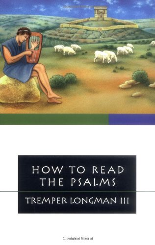 How to Read the Psalms   1988 edition cover