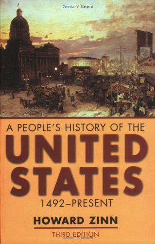 A People's History of the United States: 1492-present N/A 9780965607414 Front Cover