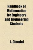 Handbook of Mathematics for Engineers and Engineering Students  N/A edition cover