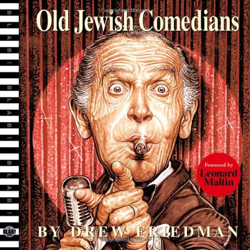 Old Jewish Comedians   2006 9781560977414 Front Cover