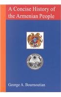 Concise History of the Armenian People 1st 2002 edition cover