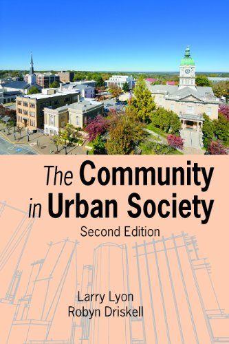 Community in Urban Society  2nd edition cover