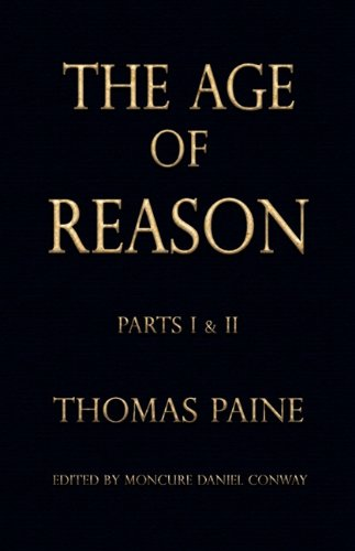Age of Reason - Thomas Paine  N/A edition cover