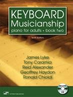 Keyboard Musicianship: Piano for Adults  2015 edition cover