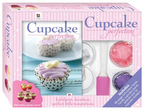 Cupcake Perfection Boxed Set:   2013 edition cover