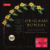 Origami Bonsai Create Beautiful Botanical Sculptures  2013 9784805312414 Front Cover