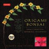 Origami Bonsai Create Beautiful Botanical Sculptures N/A edition cover