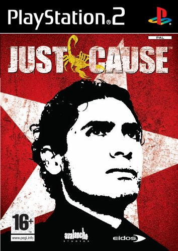 Just Cause (PS2) PlayStation2 artwork