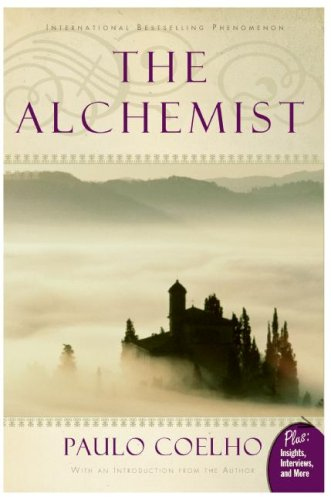 Alchemist   2006 edition cover