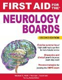 First Aid for the Neurology Boards:   2015 edition cover