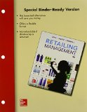Retailing Management:   2013 edition cover