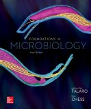 Loose Leaf Version of Foundations in Microbiology  9th 2015 9780077736415 Front Cover