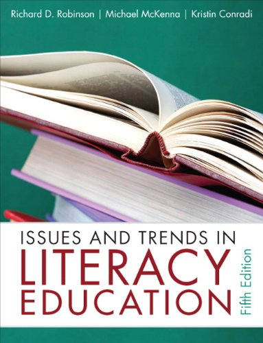 Issues and Trends in Literacy Education  5th 2012 edition cover
