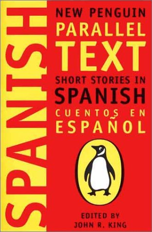 Short Stories in Spanish   1999 edition cover