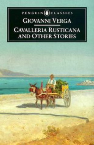 Cavalleria Rusticana and Other Stories   1999 edition cover