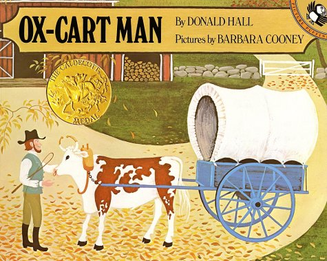 Ox-Cart Man   1983 edition cover