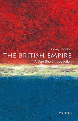 British Empire: a Very Short Introduction   2013 edition cover