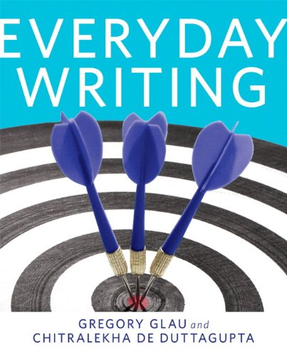 Everyday Writing   2012 9780205254415 Front Cover