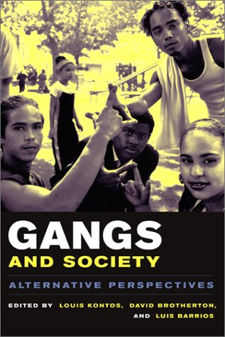 Gangs and Society Alternative Perspectives  2003 9780231121415 Front Cover