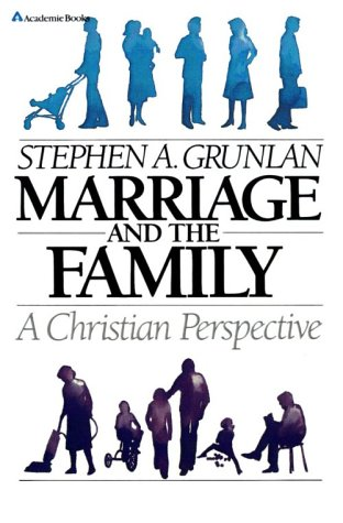 Marriage and the Family N/A 9780310363415 Front Cover