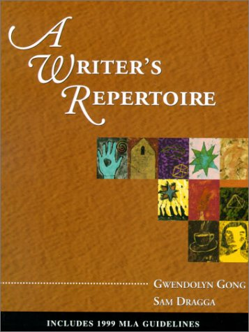 Writer's Repertoire with Mla   2001 (Revised) edition cover
