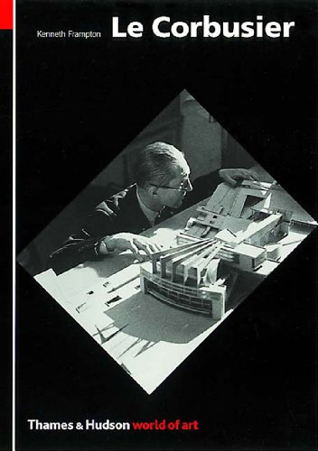 Corbusier   2001 9780500203415 Front Cover