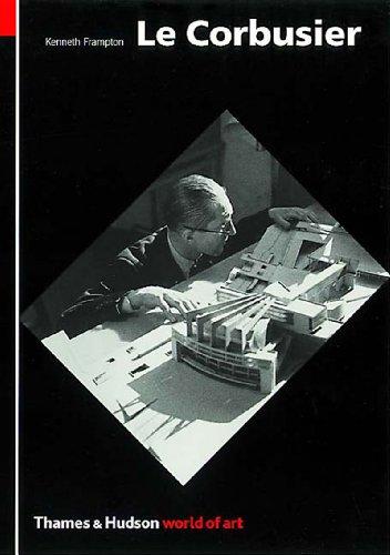 Corbusier   2001 edition cover