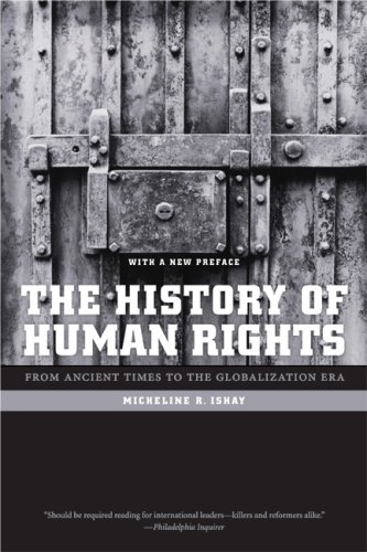 History of Human Rights From Ancient Times to the Globalization Era 2nd 2008 edition cover