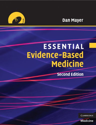 Essential Evidence-Based Medicine  2nd 2010 (Revised) 9780521712415 Front Cover