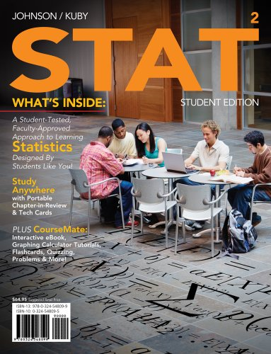 STAT  2nd 2012 (Student Manual, Study Guide, etc.) edition cover